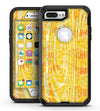 Yellow Watercolor Woodgrain - iPhone 7 Plus/8 Plus OtterBox Case & Skin Kits