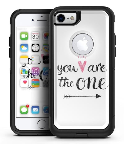 You are the One - iPhone 7 or 8 OtterBox Case & Skin Kits