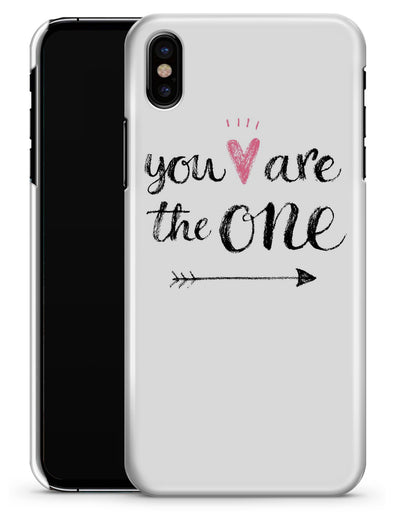 You are the One - iPhone X Clipit Case