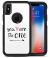 You are the One - iPhone X OtterBox Case & Skin Kits