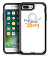 Your Past is just a Story - iPhone 7 or 7 Plus Commuter Case Skin Kit