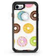 Yummy Colored Donuts - iPhone 7 or 8 OtterBox Case & Skin Kits