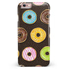 Yummy Colored Donuts v2 iPhone 6/6s or 6/6s Plus INK-Fuzed Case
