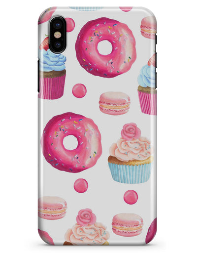 Yummy Galore Bakery Treats - iPhone X Clipit Case