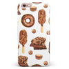 Yummy Galore Bakery Treats v2 iPhone 6/6s or 6/6s Plus INK-Fuzed Case