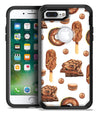Yummy Galore Bakery Treats v2 - iPhone 7 or 7 Plus Commuter Case Skin Kit