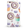 Yummy Galore Bakery Treats v3 iPhone 6/6s or 6/6s Plus INK-Fuzed Case