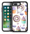 Yummy Galore Bakery Treats v3 - iPhone 7 or 7 Plus Commuter Case Skin Kit