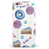 Yummy Galore Bakery Treats v4 iPhone 6/6s or 6/6s Plus INK-Fuzed Case