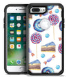 Yummy Galore Bakery Treats v4 - iPhone 7 or 7 Plus Commuter Case Skin Kit
