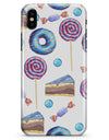 Yummy Galore Bakery Treats v4 - iPhone X Clipit Case