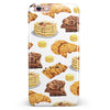 Yummy Galore Bakery Treats v5 iPhone 6/6s or 6/6s Plus INK-Fuzed Case