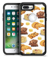 Yummy Galore Bakery Treats v5 - iPhone 7 or 7 Plus Commuter Case Skin Kit