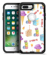 Yummy Galore Bakery Treats v6 - iPhone 7 or 7 Plus Commuter Case Skin Kit