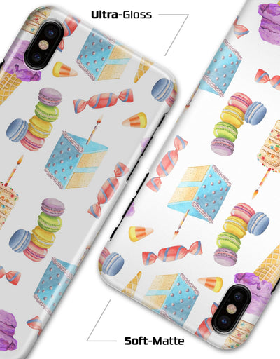 Yummy Galore Bakery Treats v6 - iPhone X Clipit Case