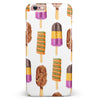 Yummy Galore Ice Cream Treats iPhone 6/6s or 6/6s Plus INK-Fuzed Case