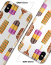 Yummy Galore Ice Cream Treats - iPhone X Clipit Case