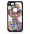 Zendoodle Sacred Elephant - iPhone 7 or 8 OtterBox Case & Skin Kits