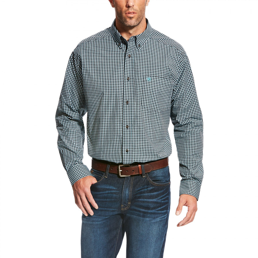 10022712 Mens Ariat Lehman Shirt