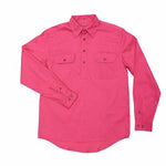 60606HPK Kenzie Girls Workshirt - Just Country