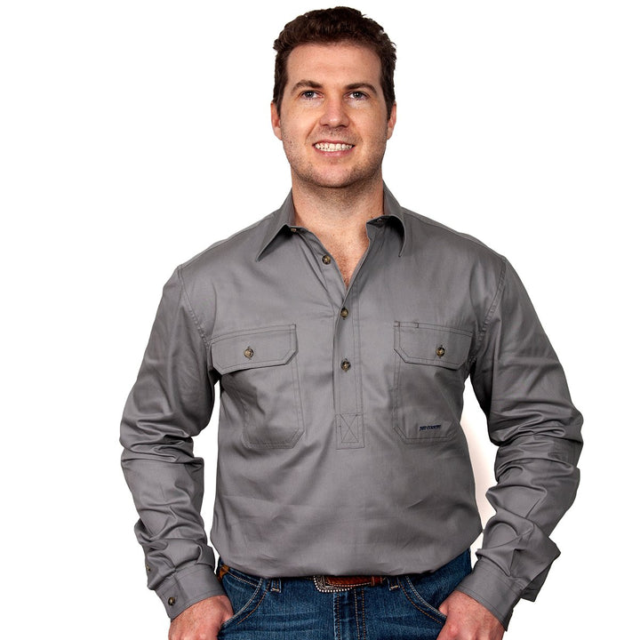 10101STG Cameron Workshirt Just Country