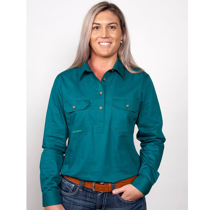 50505FOR JUST COUNTRY JAHNA WORKSHIRT