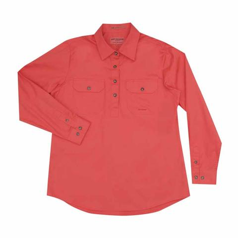 60606HCL Kenzie Girls Workshirt - Just Country