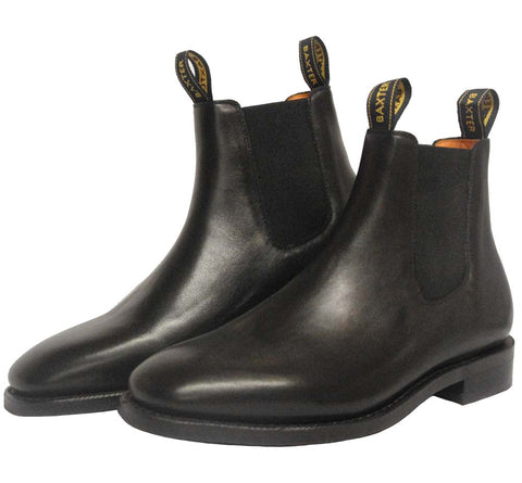 062 Baxter Goulburn Boot - Black