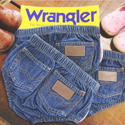 Infant Nappy Cover - Wrangler - 11MWIPW