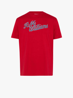 KD210CON301 R.M Williams Script Tee