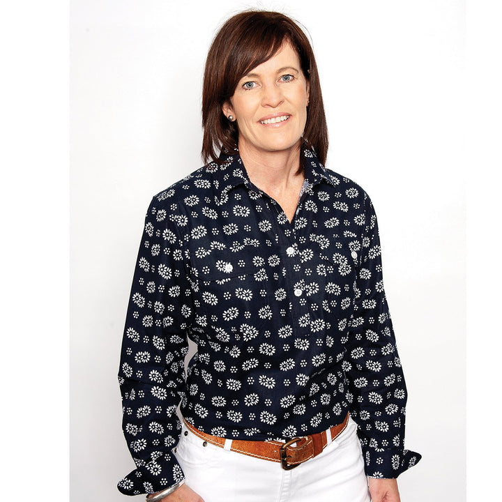 WWLS1915 WOMENS GEORGIE SHIRT