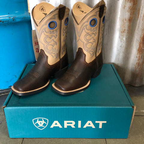 10005993 Ariat Kids Crossfire Boots