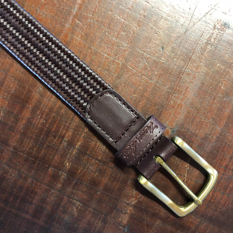 TCP1935BEL Stretch Leather Belt