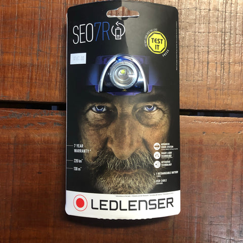 SEO7R LED LENSER Headlamp