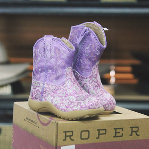 Infants Cowbabies Lavender/Purple - Roper - 0901619011520