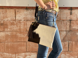 A0044 COWHIDE CLUTCH SINGLE