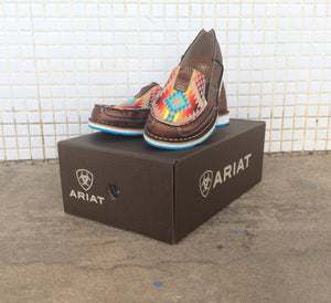 10029744 Ariat Cruiser Copper Metallic/Rainbow Aztec