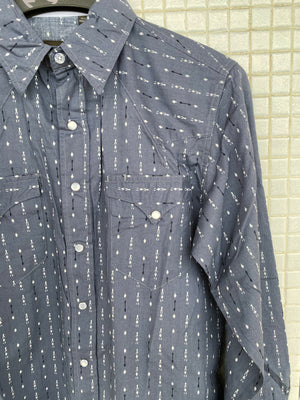 03-001-0064-4005 Mens Roper West Made Shirt