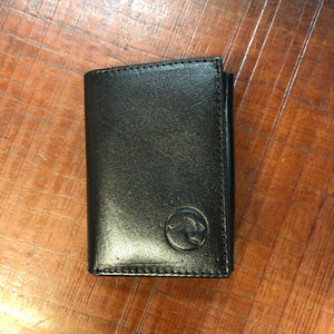 4200 Kangaroo Leather Wallet Tri Fold