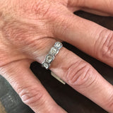 Horse Shoe Ring (size 8) - Montana Silversmiths