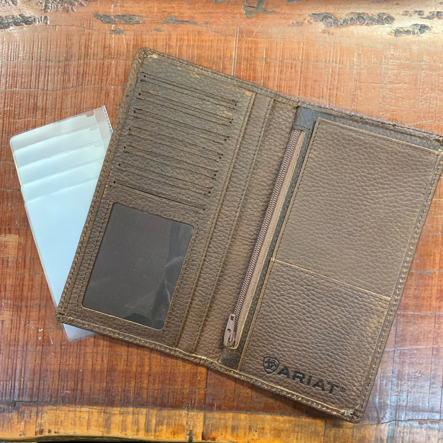 WLT1112A Ariat Rodeo Wallet
