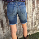 10021865 Ariat Ladies Boyfriend Surfside  Shorts