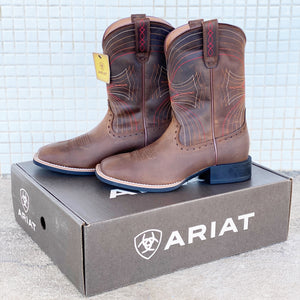 10010963 Ariat Mens Sport Wide Square Toe