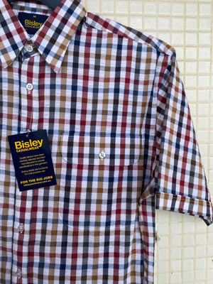 BS20059 BISLEY MENS S/S SHIRT