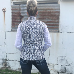 Ladies Feather Vest - Corfu - W1727641