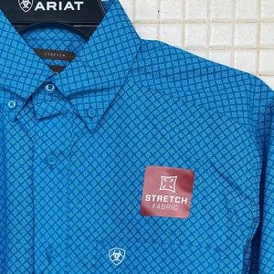 10028226 ARIALT MENS SCOTT STRETCH CLASSIC SHIRT