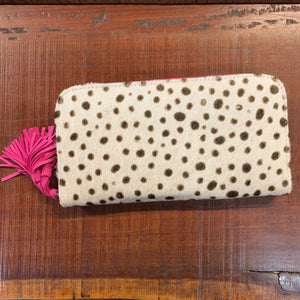 SD34 Jungle Wallet - Pink