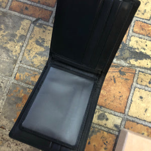 BL302B Boss Cocky Wallet - black