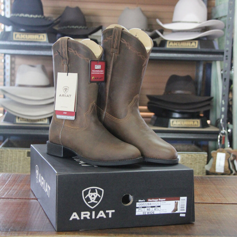 Men's Heritage Roper - Ariat - 10002284 (35525)
