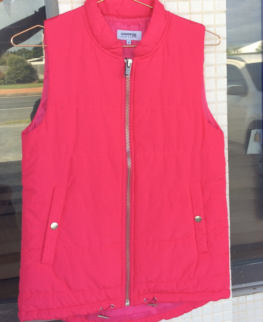 20175089 GOONDIWINDI LADIES VEST